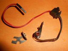 AUTOBIANCHI A112 Junior(1982-86) Ducellier NEW CONTACT SET -23080